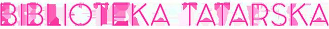 logo biblioteka tatarska