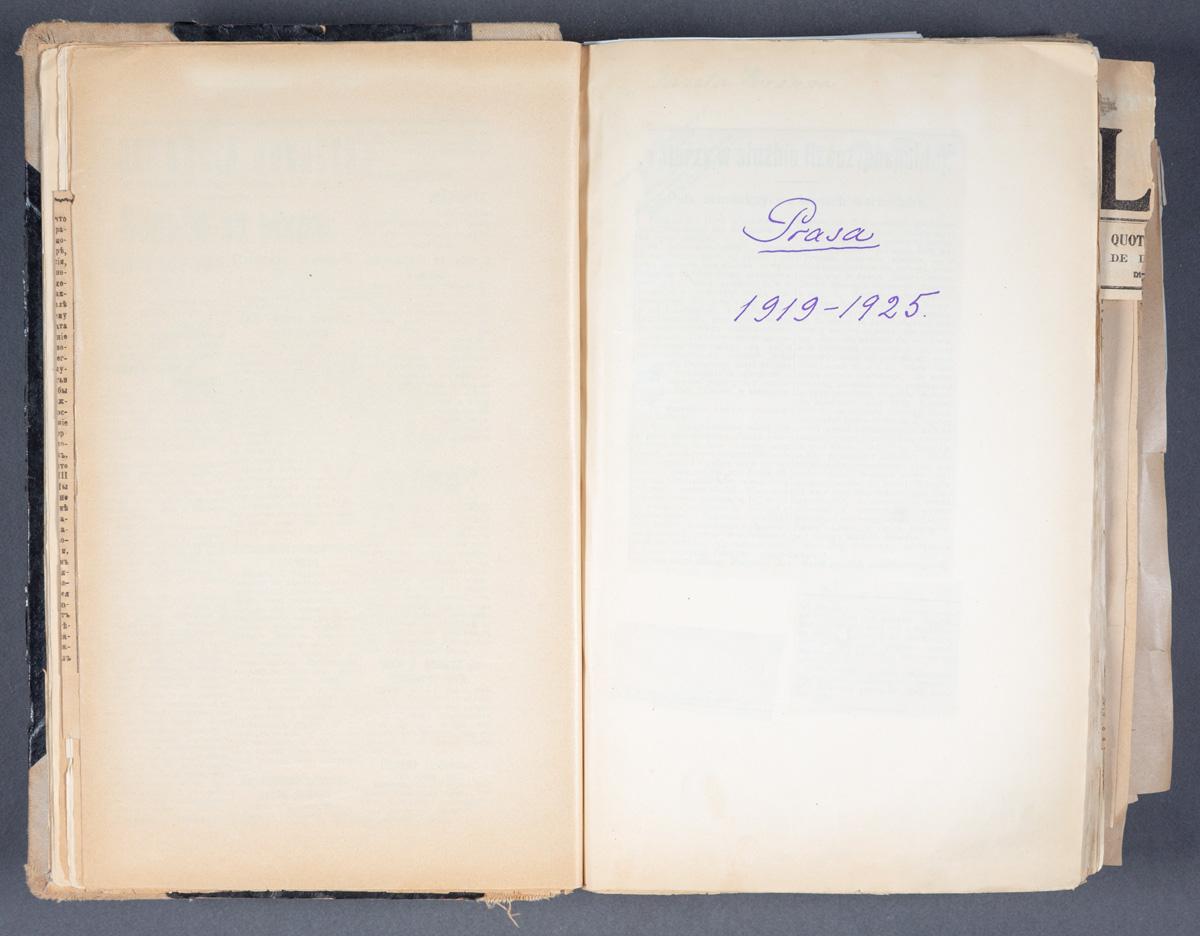 Prasa 1919-1925