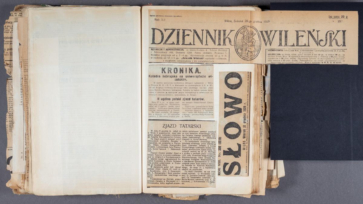 II ogólno polski zjazd tatarów.