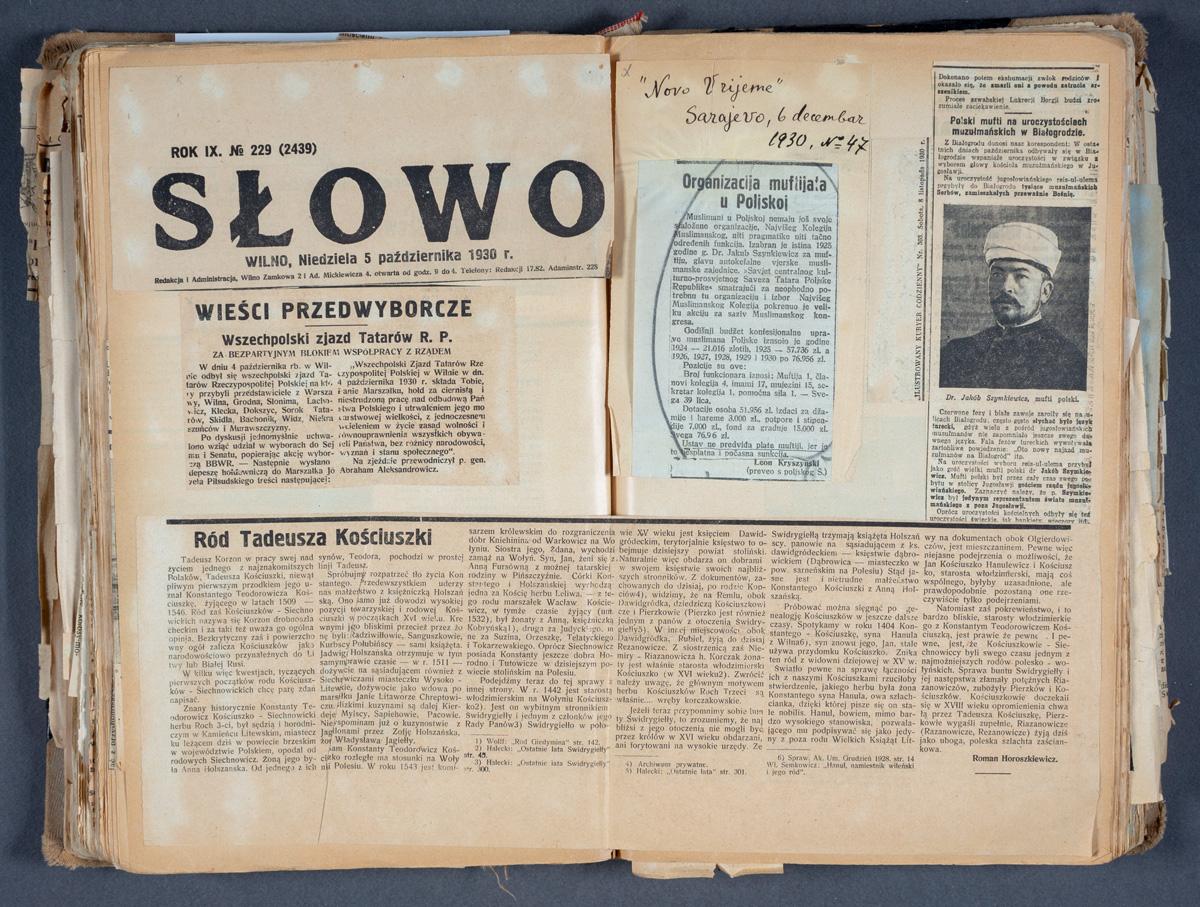 Wszechpolski zjazd Tatarów R. P. za Bezpartyjnym Blokiem Współpracy z Rządem