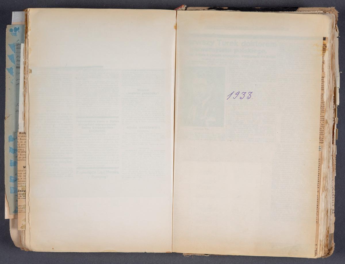 Prasa 1933