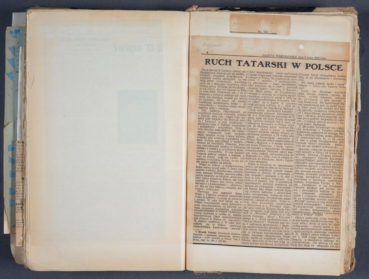 Ruch tatarski w Polsce